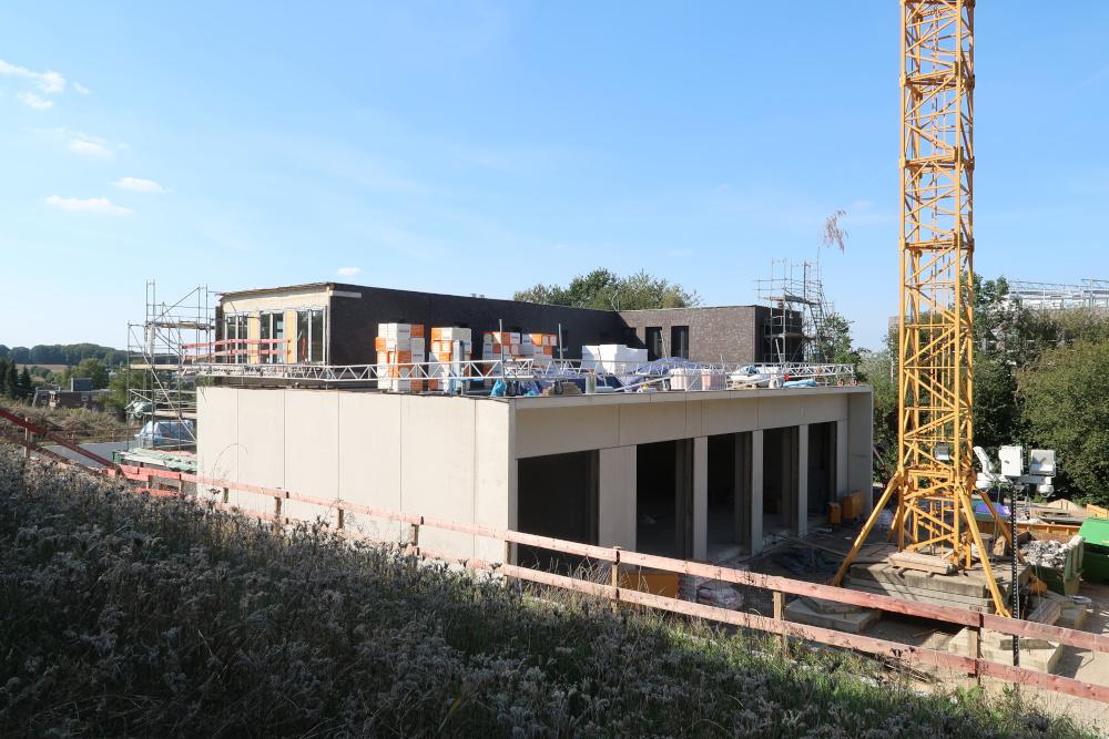 10.09.2019: Auf der Baustelle September 2019 (Teil 1/2)
