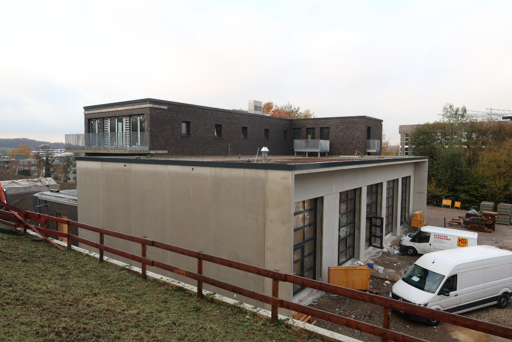 19.11.2019: Auf der Baustelle November 2019 (Teil 1/2)